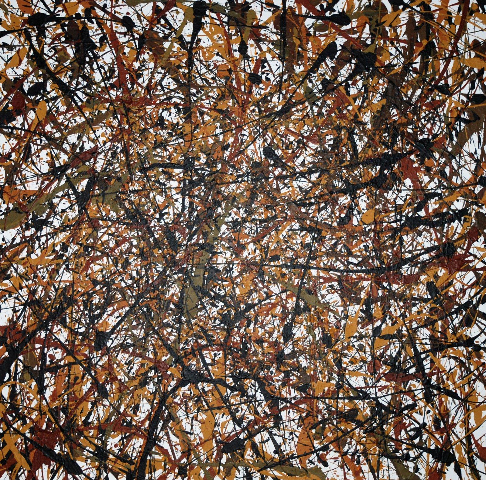 Kristiina   Haapalainen  Abstrakti Ekspressionismi 2007