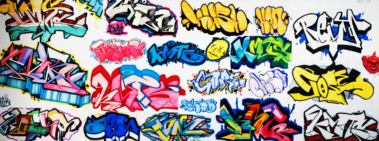 Eetu Pitkänen graffiti 2016
