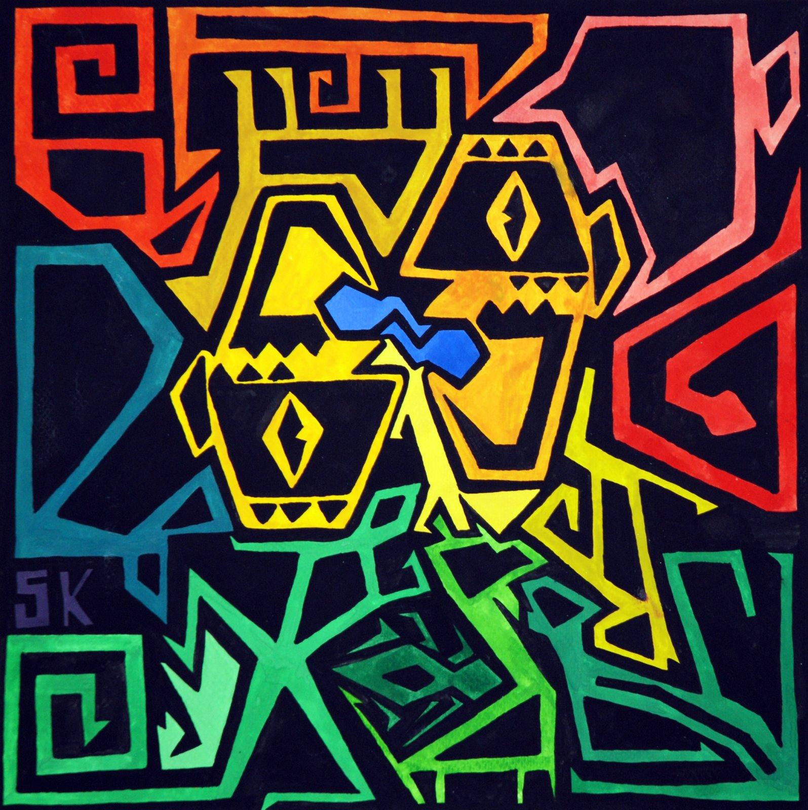 Silja Kinni peitevärimaalaus 2011