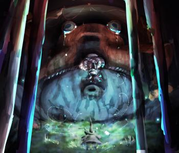 Noora Knuutinen digitaalinen maalaus 2020