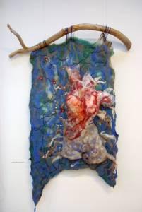Auri Lietonen huovutus 2005