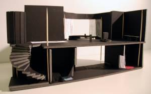 Ella Visuri Arkkitehtuurimalli 2014