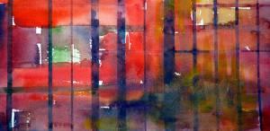 Joni Kytömäki Akvarelli 2008