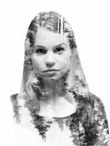 Kristiina Mikkonen 2015 Digitaalinen valokuva Riikka2